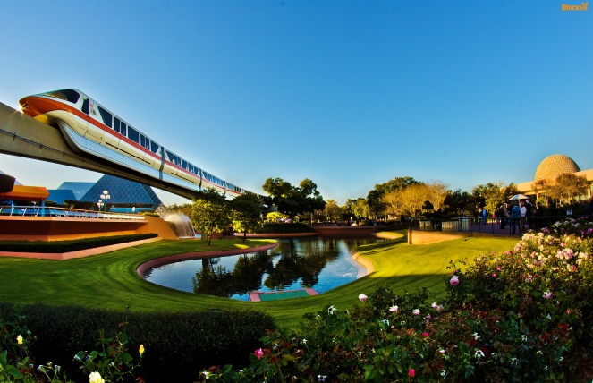 Monorail photo by Tom Bricker (check out his Flickr)
