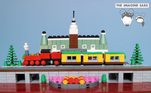 The Imagine Ears - Lego Main Street Train Station