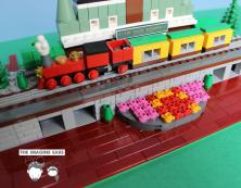 The Imagine Ears - Lego Main Street Train Station