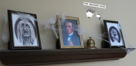 Imagine Ears - Haunted Mansion portraits