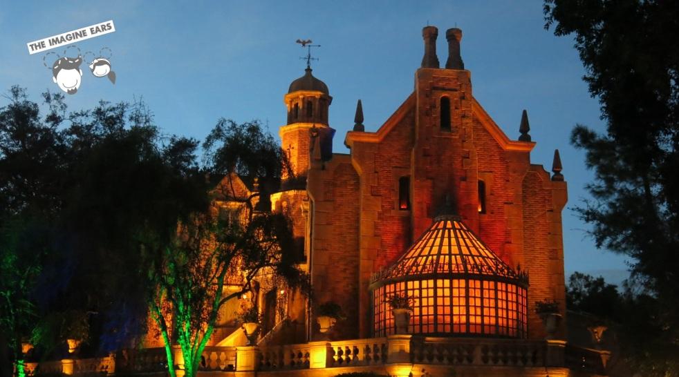 Imagine Ears - Haunted Mansion