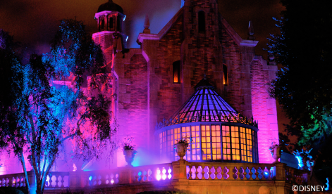 dis haunted mansion
