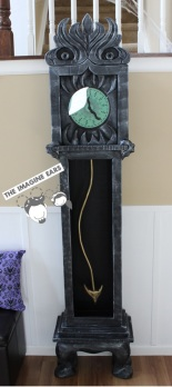 The Imagine Ears - DIY Haunted Mansion Monster Clock