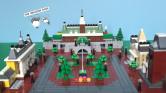 Imagine Ears - Lego Disney Magic Kingdom Main Street Square
