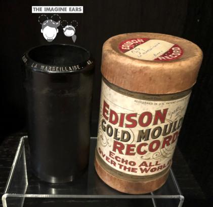 Tomorrowland Edison Tube - the Imagine Ears