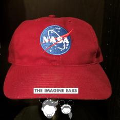 Tomorrowland Nasa Hat - the Imagine Ears