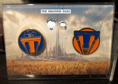Tomorrowland Pin Set - the Imagine Ears