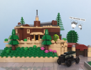 Imagine Ears - Lego Micro Haunted Mansion