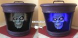 The Imagine Ears Haunted Mansion DIY Hatbox Ghost prop