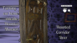 Imagine Ears Haunted Mansion Haunted Corridor Door