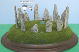 1:87 Merida Stone Circle Hill from Brave
