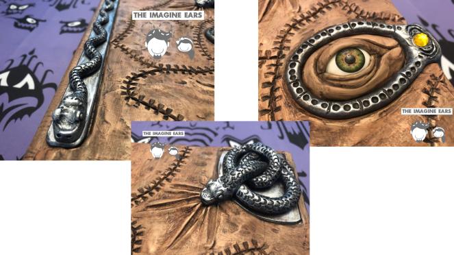 DIY Hocus Pocus Sanderson Sisters Spellbook