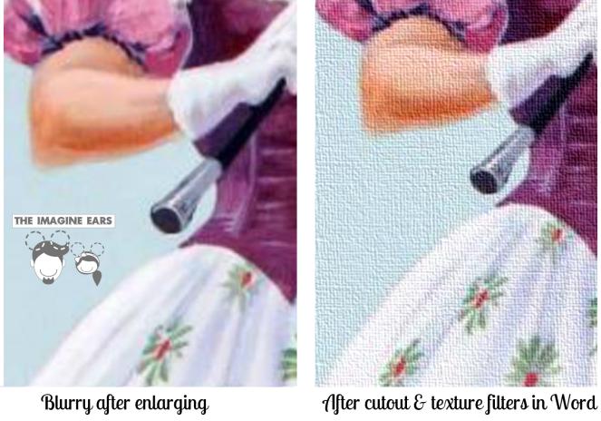 painting comparison