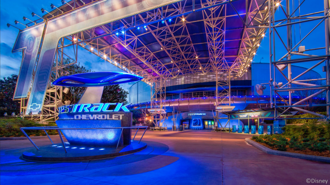 d-test track