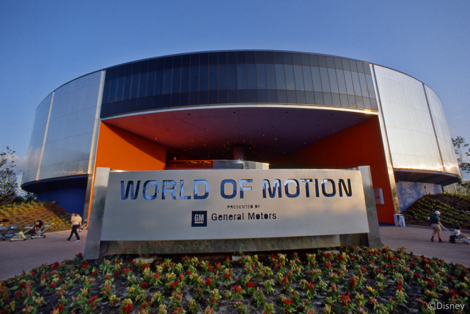 d-world of motion